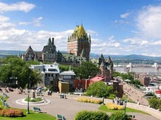 Quebec city and area