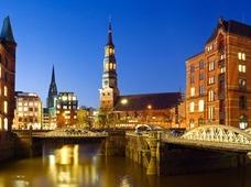 Ганзейский город Гамбург