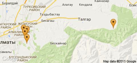 Отели Алматы