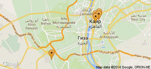 Отели Каира
