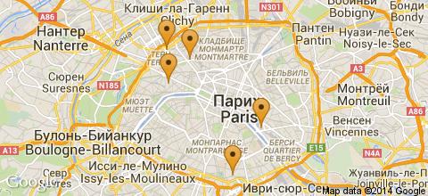 Отели Парижа